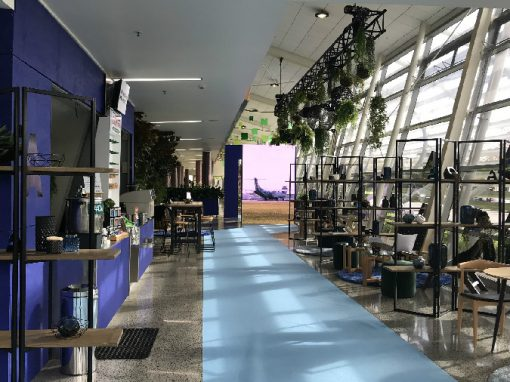 TRENZ 2019 – Auckland Airport Lounge