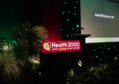Awards Dinner – Health 2000