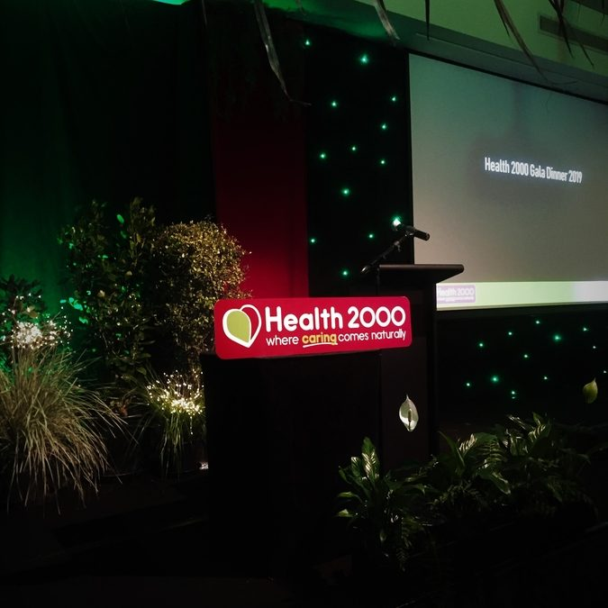 Health 2000 Awards Dinner