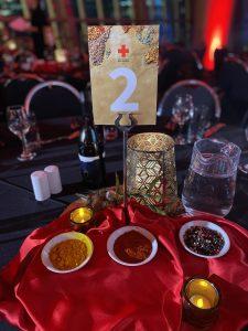 Spice Market event theme